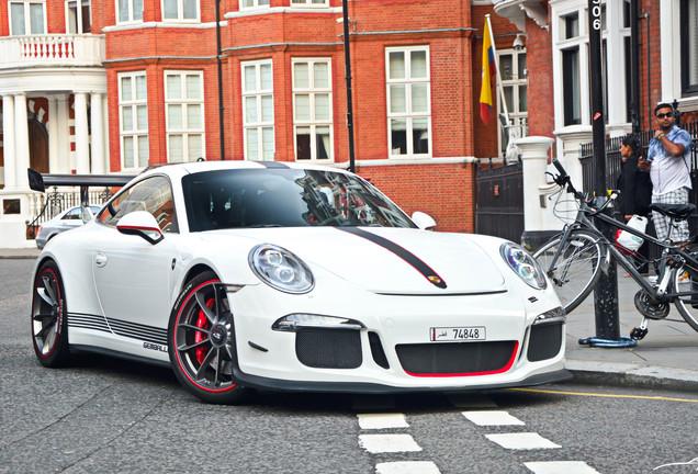 Porsche 991 GT3 Gemballa
