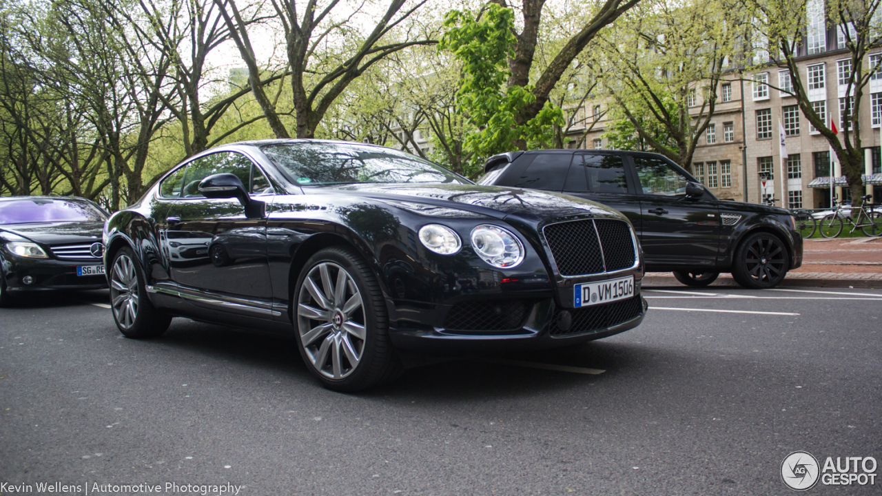 bentley continental gt v8 22 april 2017 autogespot. Black Bedroom Furniture Sets. Home Design Ideas