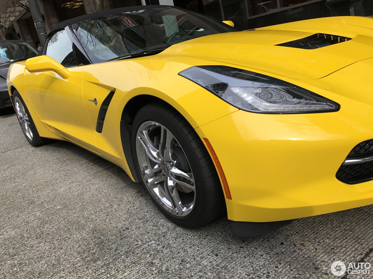 chevrolet corvette c7 stingray convertible 22 april 2017 autogespot. Black Bedroom Furniture Sets. Home Design Ideas
