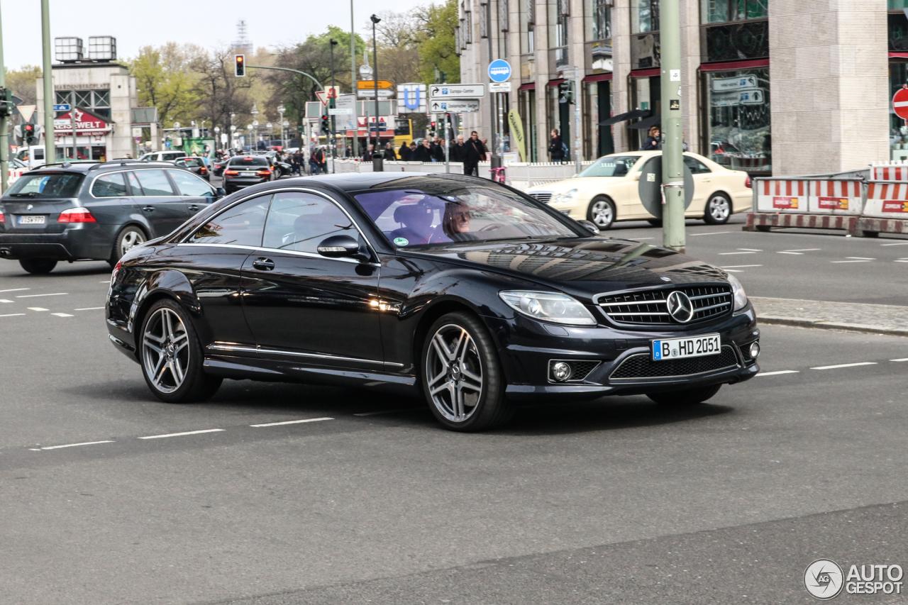 Mercedes Benz Cl 63 Amg C216 22 April 2017 Autogespot