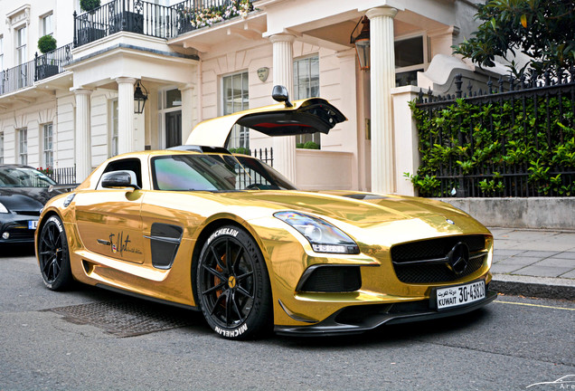 mercedes benz sls amg black series 18 february 2016 autogespot. Cars Review. Best American Auto & Cars Review