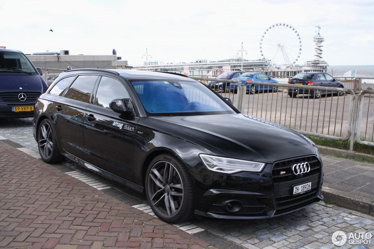 Audi S6 Avant C7 2015 23 April 2017 Autogespot