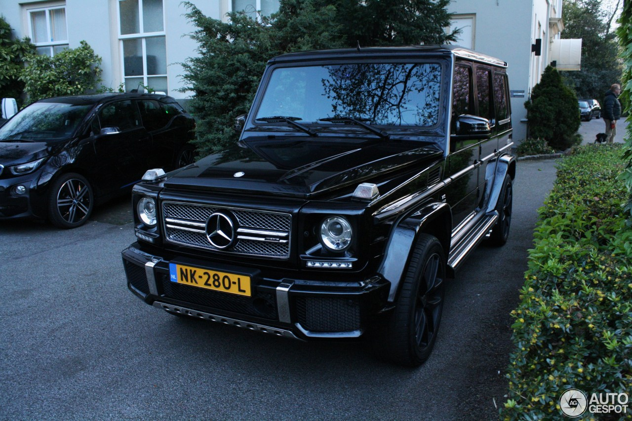 Mercedes Amg G 65 2016 Edition 463 23 April 2017