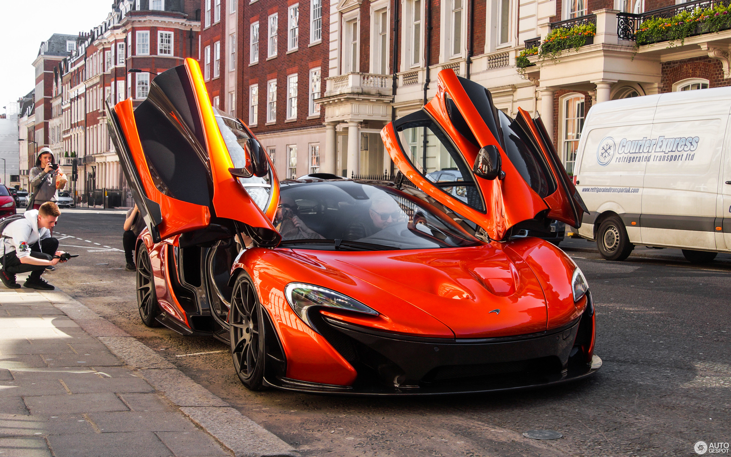 McLaren P1 23 April 2017 Autogespot