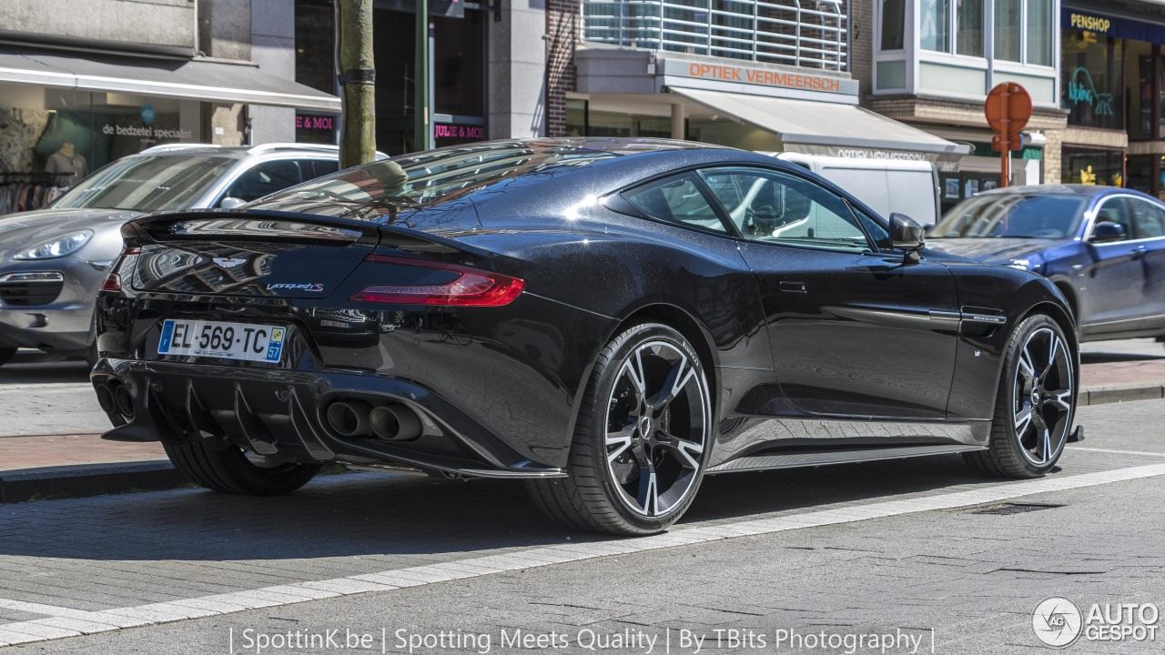 Aston Martin Vanquish S 2017 - 24 April 2017 - Autogespot