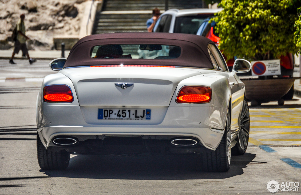 Bentley Continental GTC Speed 2015 - 24 April 2017 - Autogespot