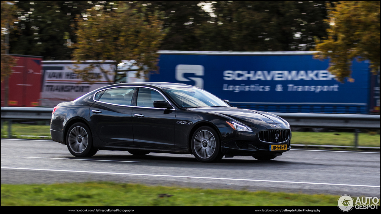 maserati quattroporte s q4 2013 24 april 2017 autogespot. Black Bedroom Furniture Sets. Home Design Ideas