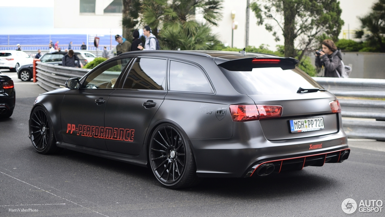 audi rs6 avant c7 2015 pp performance 25 april 2017 autogespot. Black Bedroom Furniture Sets. Home Design Ideas