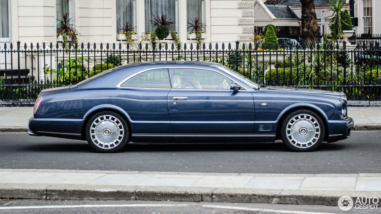 Bentley Brooklands 2008 25 April 2017 Autogespot