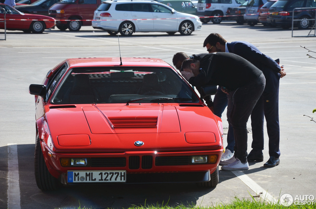 2 I BMW M1