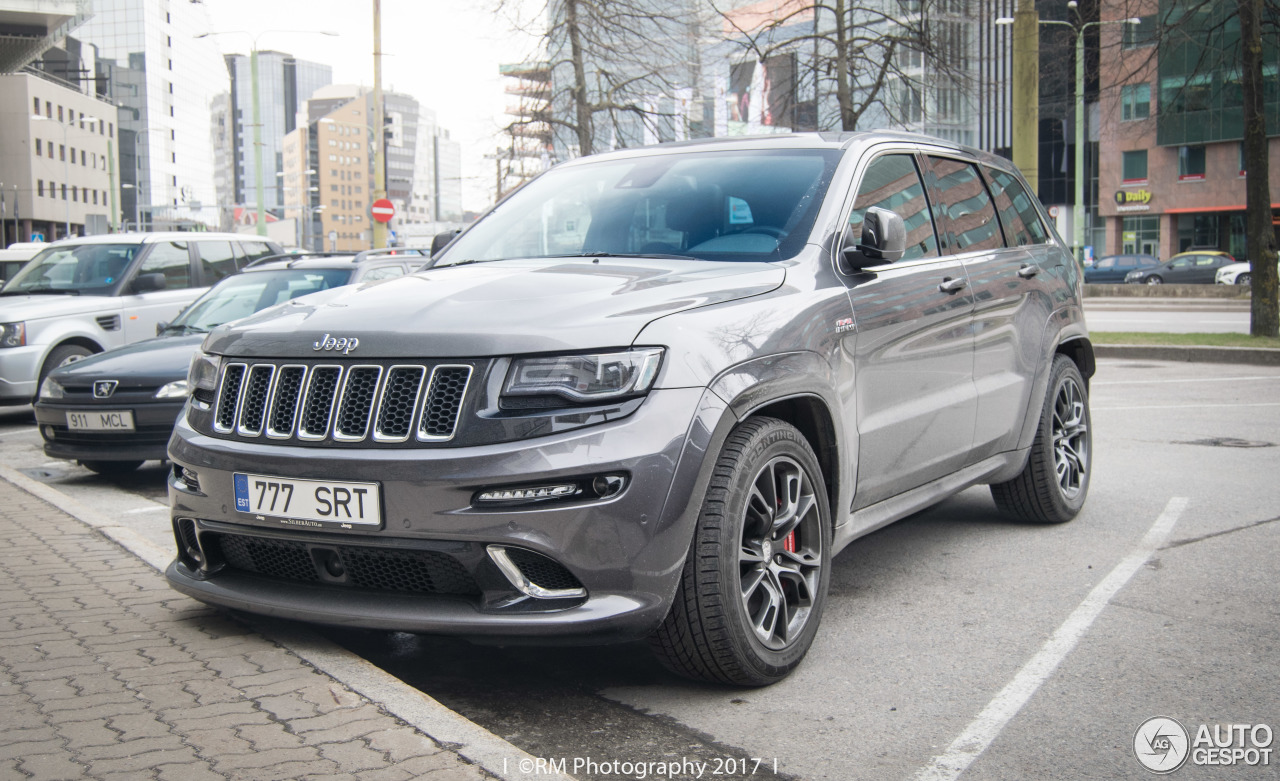 jeep grand cherokee srt 8 2013 25 april 2017 autogespot. Black Bedroom Furniture Sets. Home Design Ideas