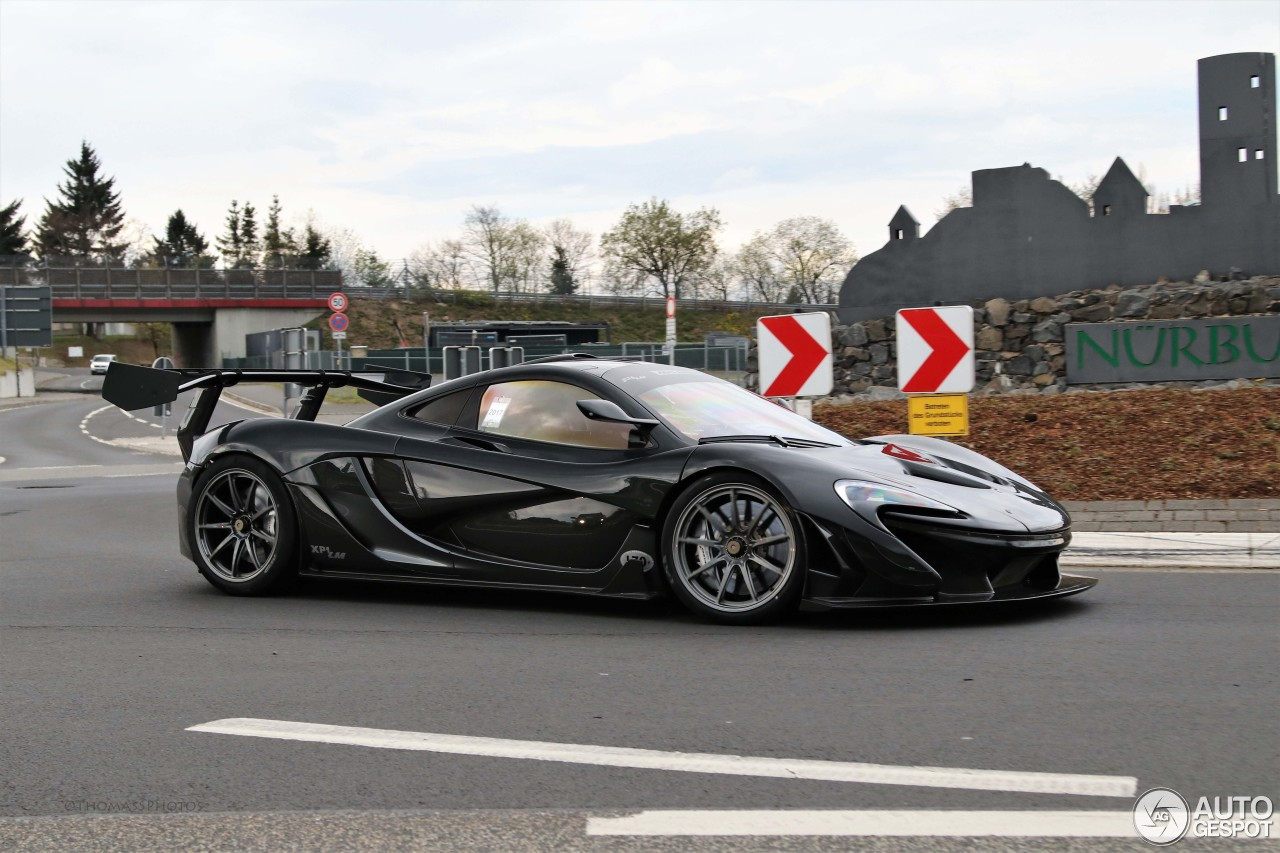 mclaren p1 lm 26 april 2017 autogespot