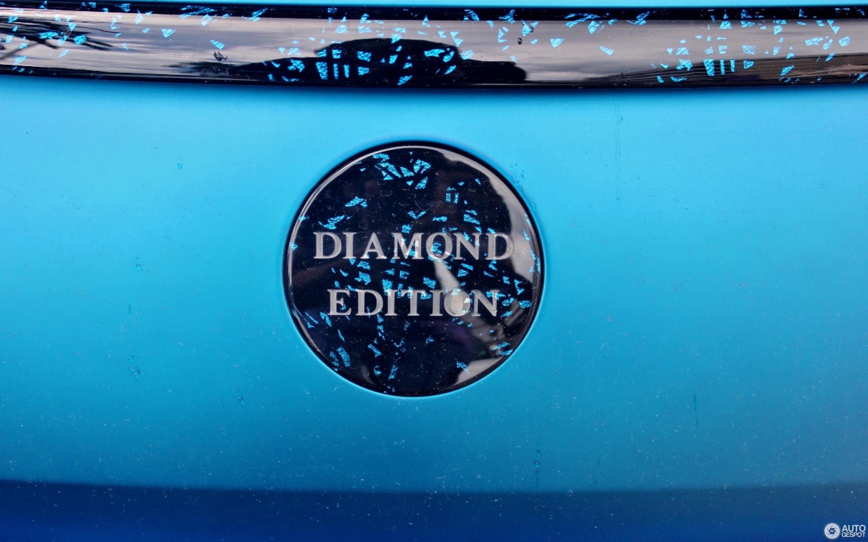 Mercedes-Benz Mansory S 63 AMG Coupé Diamond Edition
