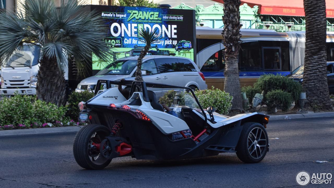Las Vegas Supercar Rental >> Polaris Slingshot SL - 26 April 2017 - Autogespot