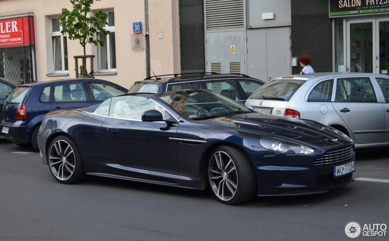 Aston Martin DBS Volante - 27 April 2017 - Autogespot
