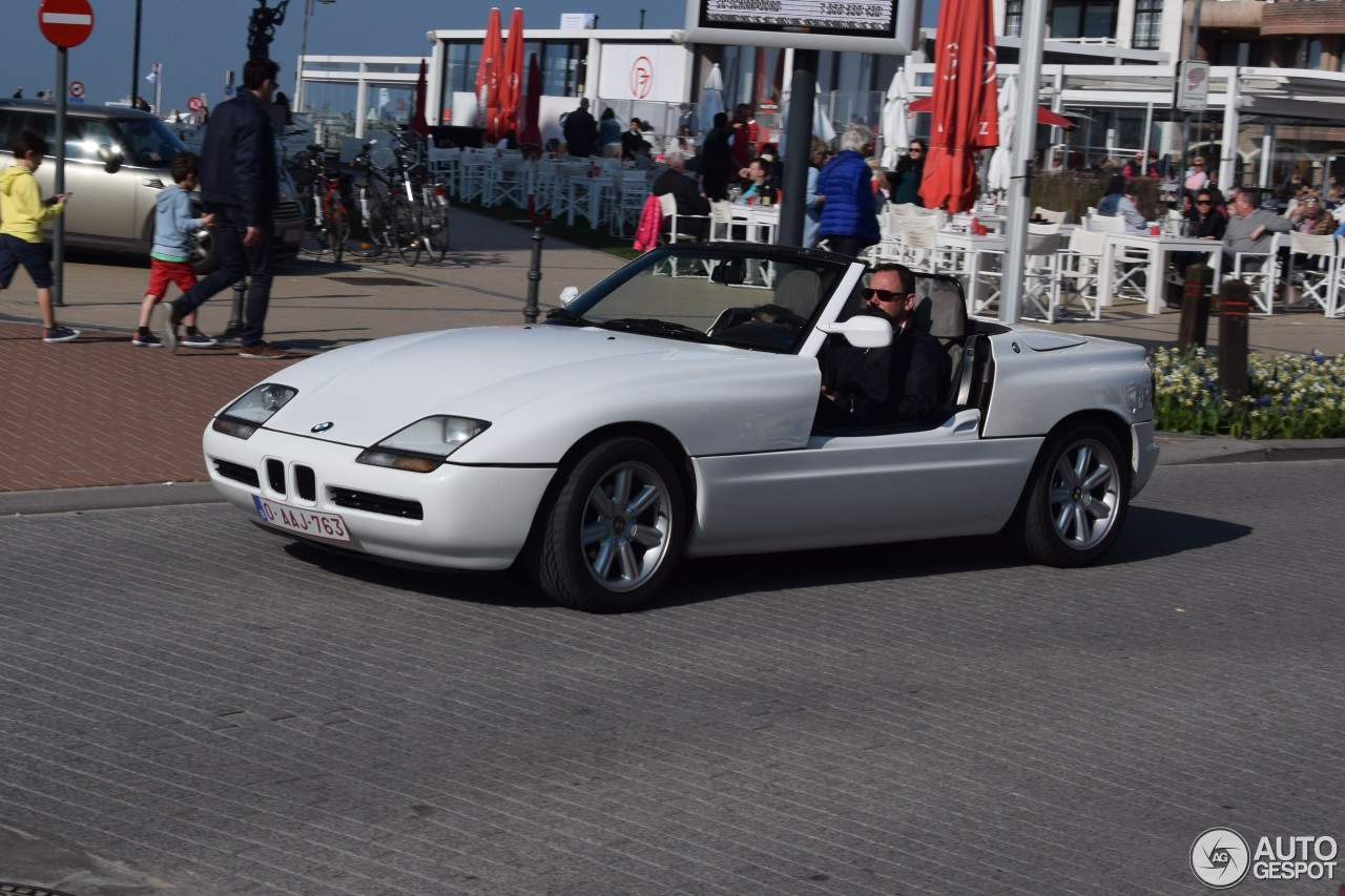 Bmw Z1 27 April 2017 Autogespot