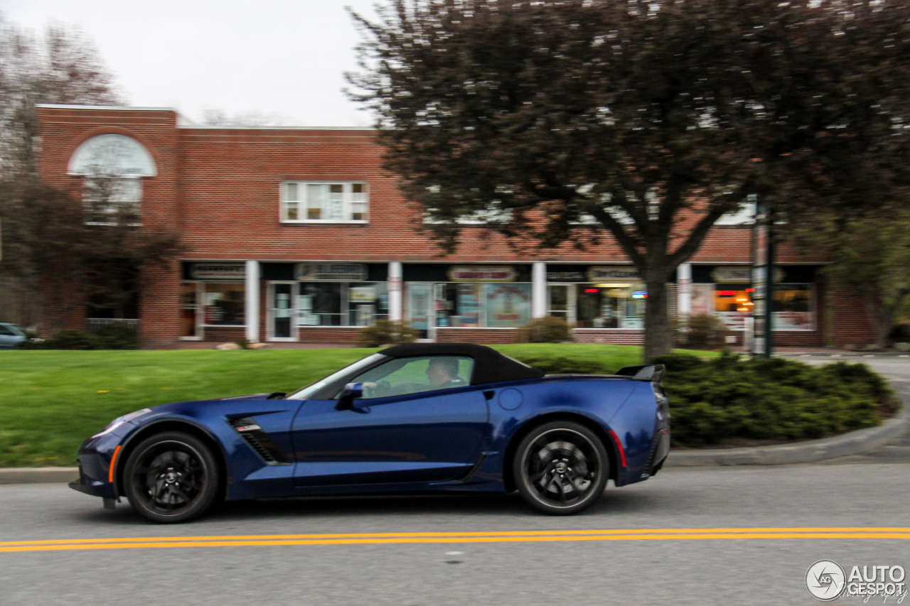chevrolet corvette c7 z06 convertible 27 april 2017 autogespot. Black Bedroom Furniture Sets. Home Design Ideas