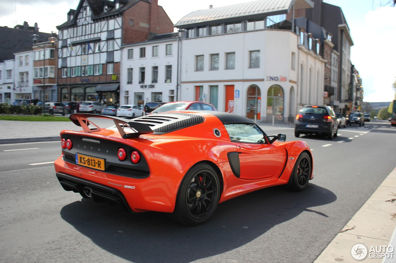 lotus exige 350 sport 27 april 2017 autogespot. Black Bedroom Furniture Sets. Home Design Ideas
