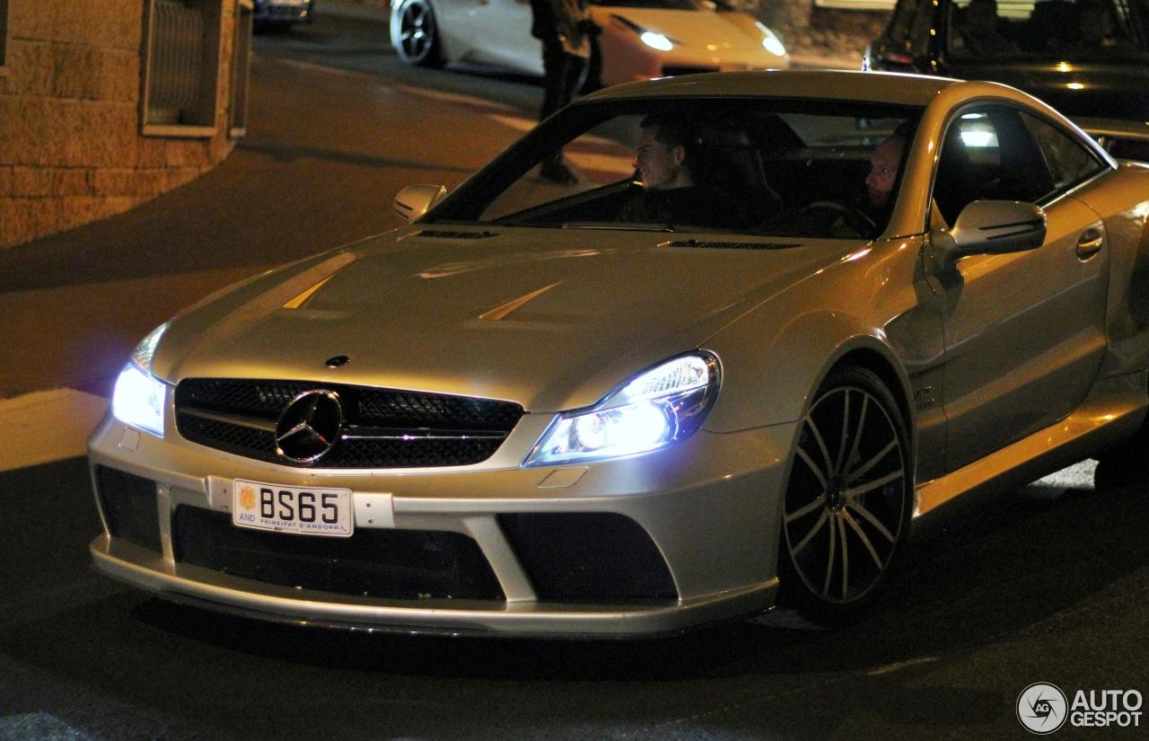 Mercedes benz sl 65 amg black series 27 april 2017 for Mercedes benz 5 series