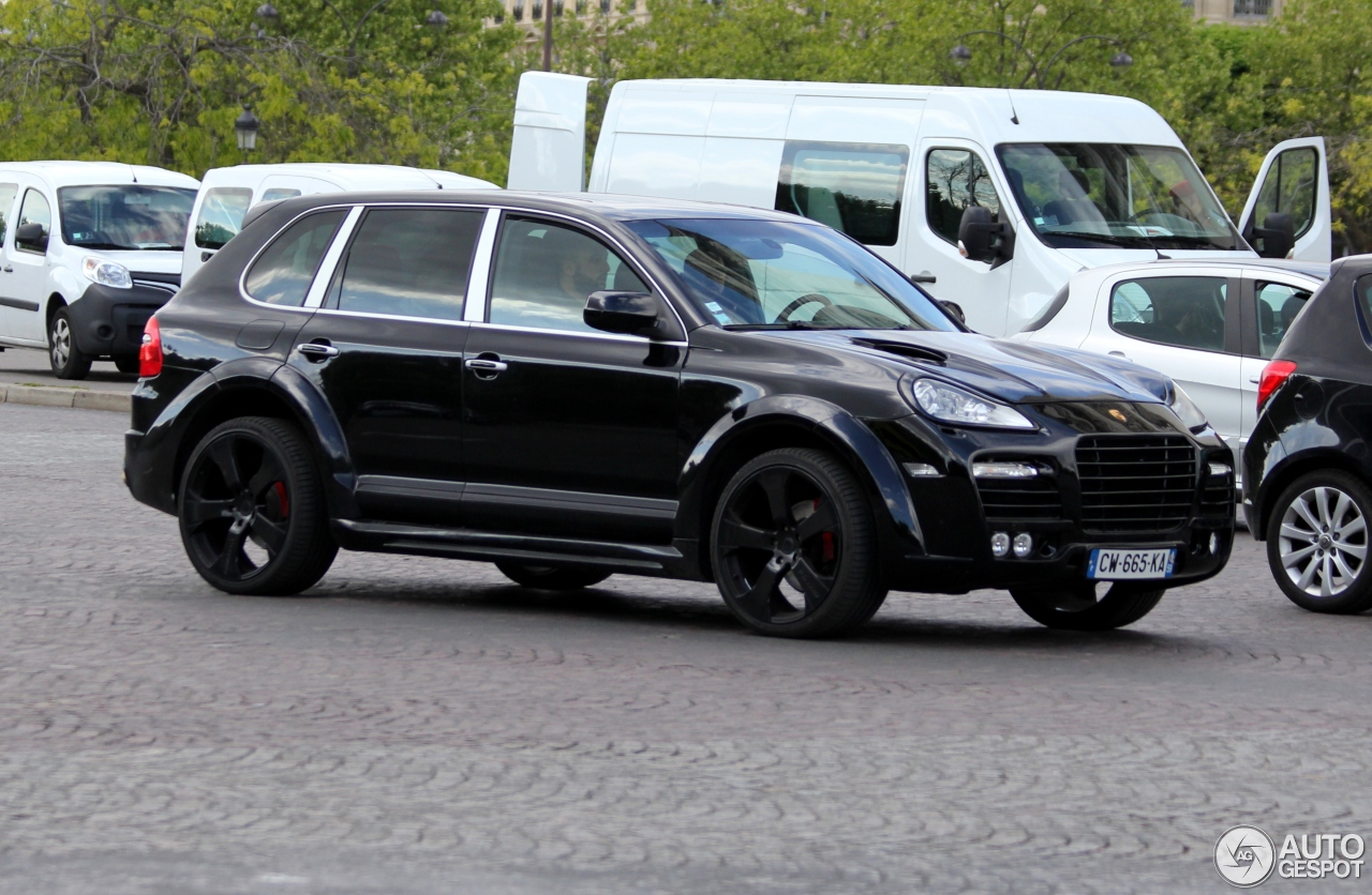 porsche cayenne techart magnum 2007 27 april 2017 autogespot. Black Bedroom Furniture Sets. Home Design Ideas