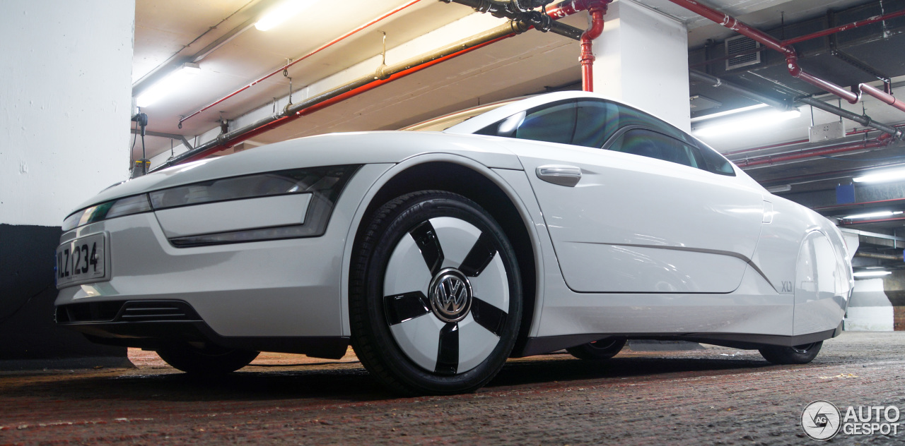 Volkswagen XL1 - 27 April 2017 - Autogespot