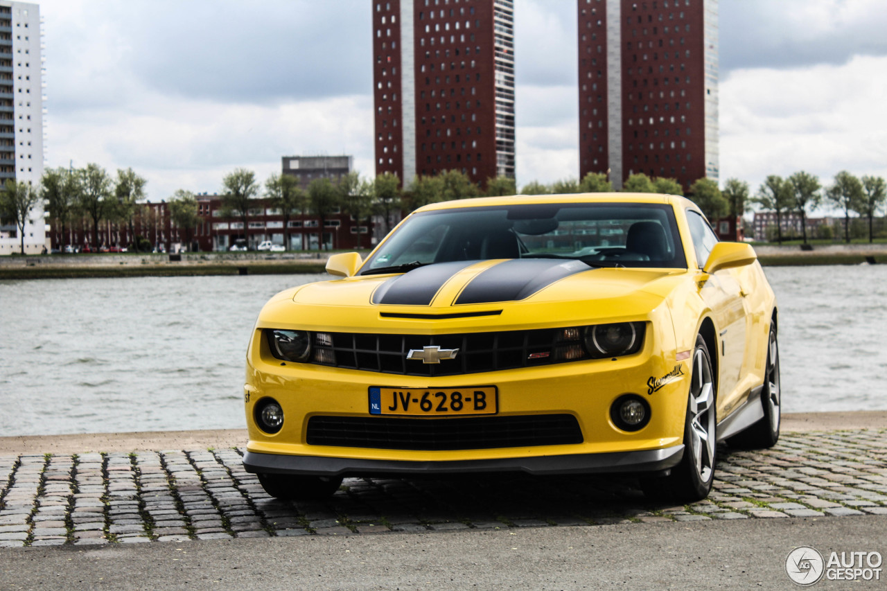Chevrolet Camaro Ss Transformers Edition 28 April 2017