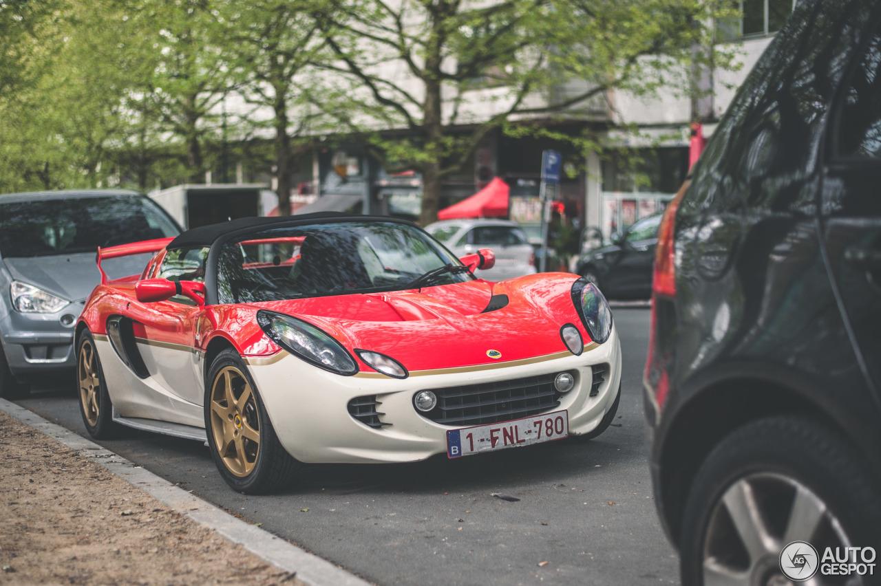 Lotus Elise S2 Type 49 - 28 April 2017 - Autogespot
