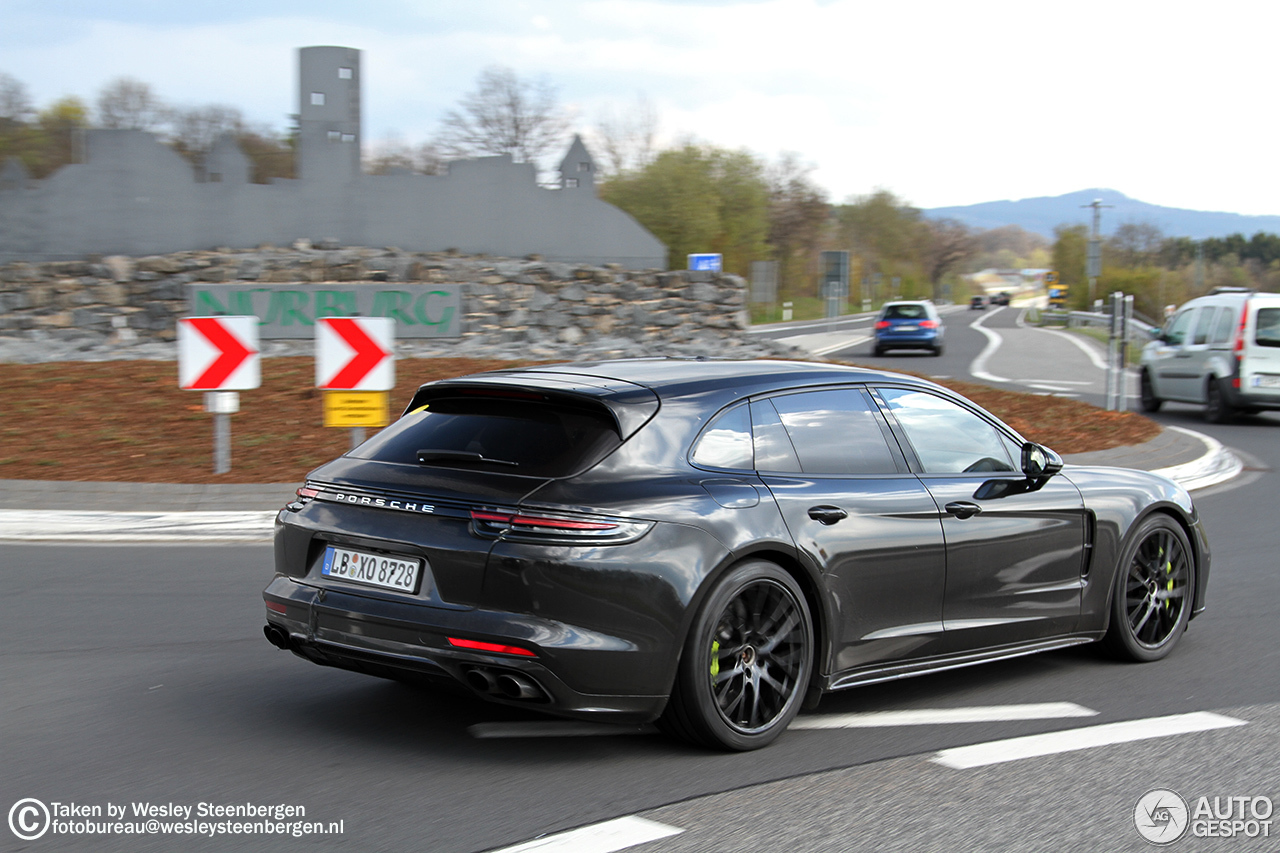 porsche 971 panamera turbo s e hybrid sport turismo 28 april 2017 autogespot. Black Bedroom Furniture Sets. Home Design Ideas