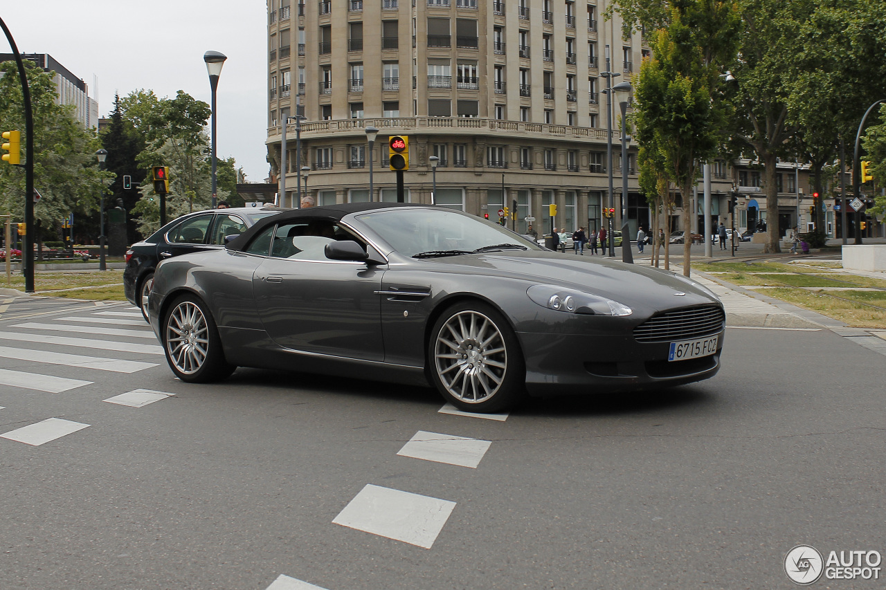 Aston Martin DB9 Volante - 29 April 2017 - Autogespot