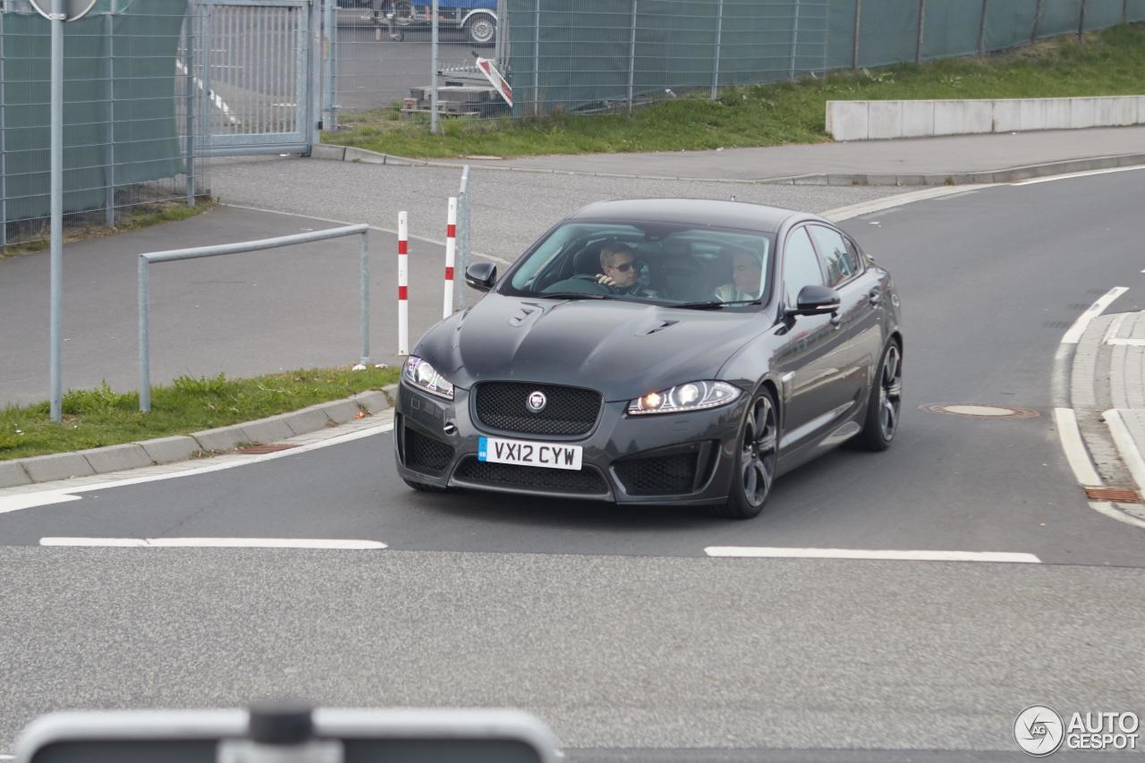 jaguar xfr 2017 - photo #37