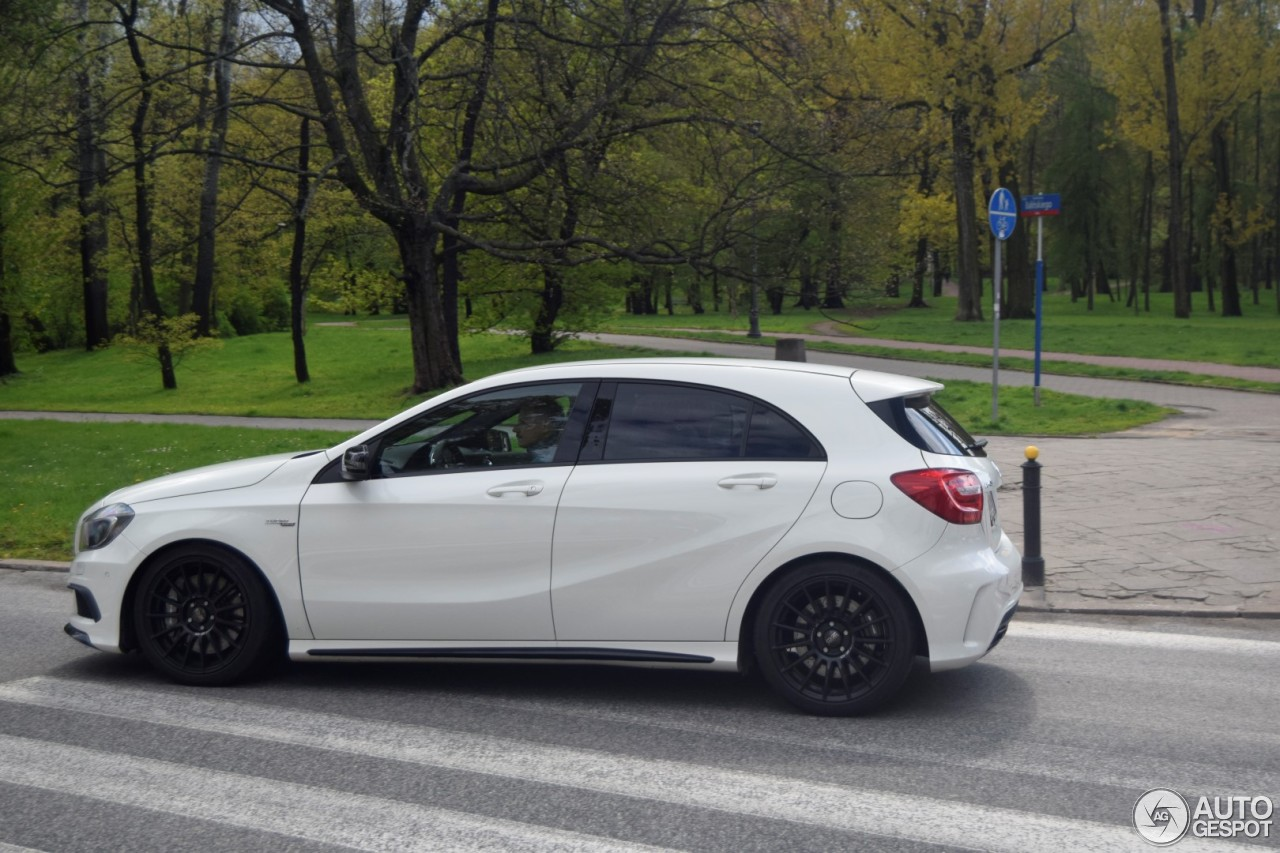 Mercedes benz a 45 amg 29 kwiecie 2017 autogespot for Mercedes benz a 45