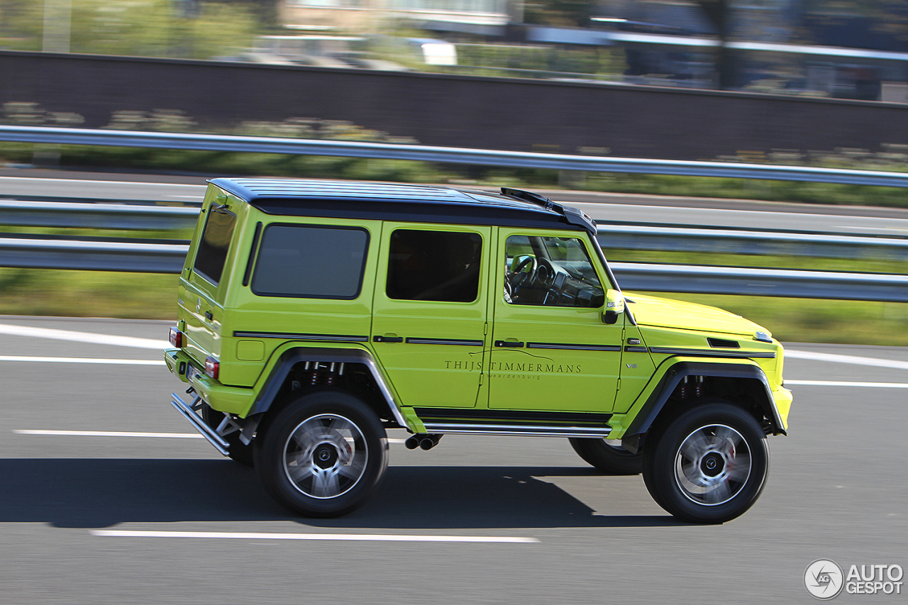 Mercedes benz g 500 4x4 29 april 2017 autogespot for Mercedes benz 500 2017