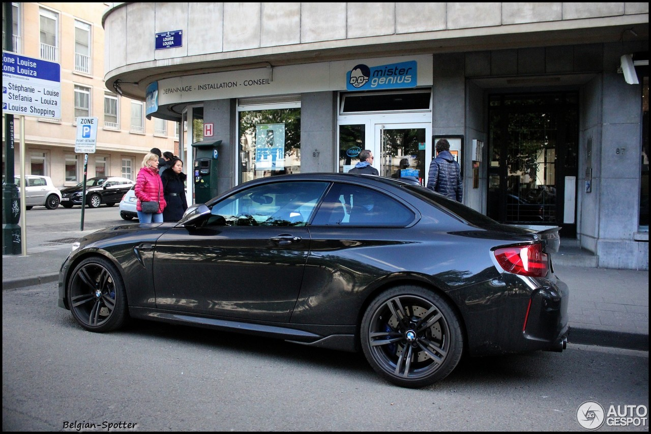 2019 Bmw M6 Top Speed Gt3 Dinan also Bmw M2 M240i Ranked Among Best 10 Cars 2017 Car Driver in addition 2016 Bmw M2 F87 Erlkoenig Spyshots 08 also Tesla Triples Assembly Space Europe 2nd Tilburg Location as well 30. on spy m2