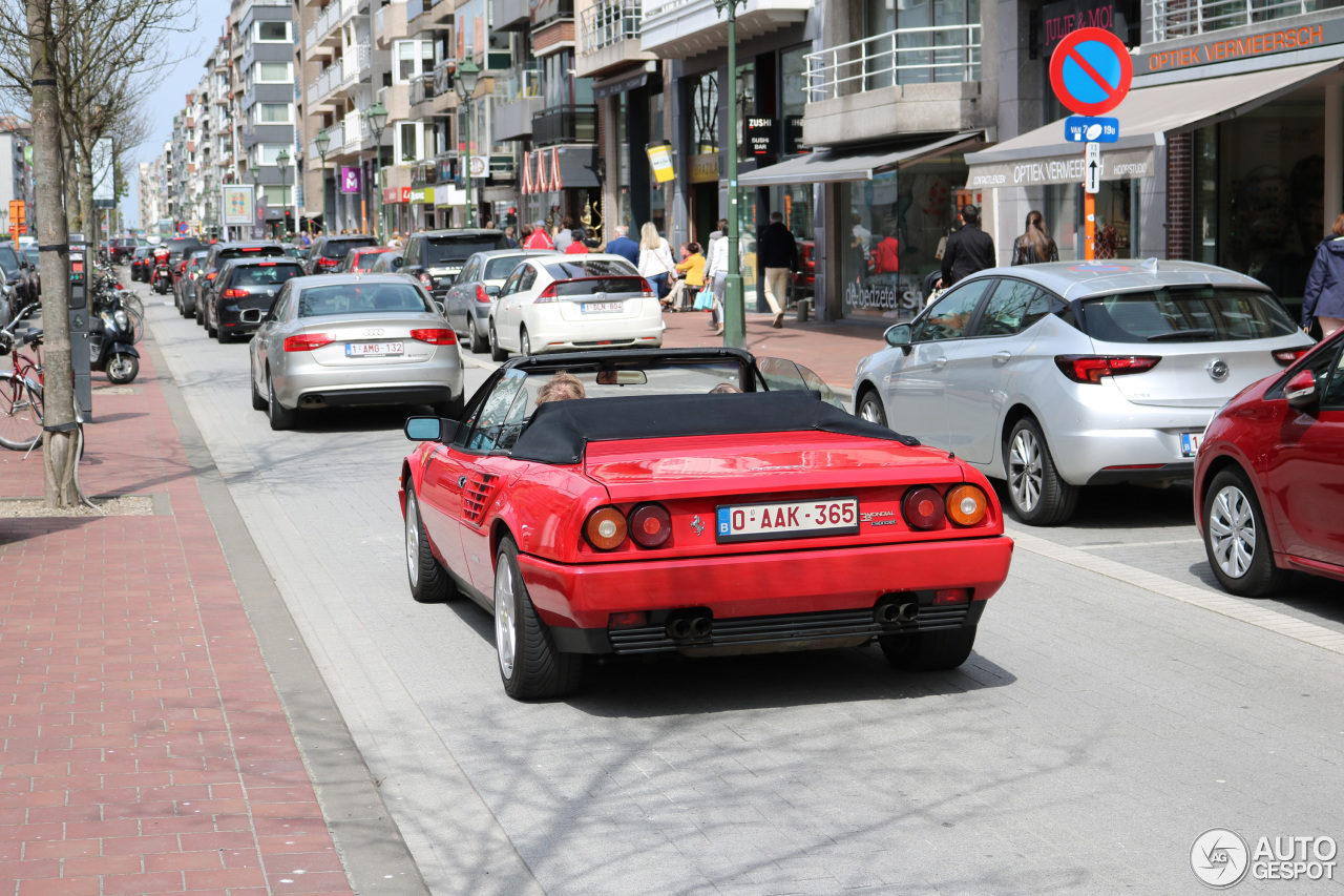 ferrari mondial 3 2 cabriolet 30 april 2017 autogespot. Black Bedroom Furniture Sets. Home Design Ideas