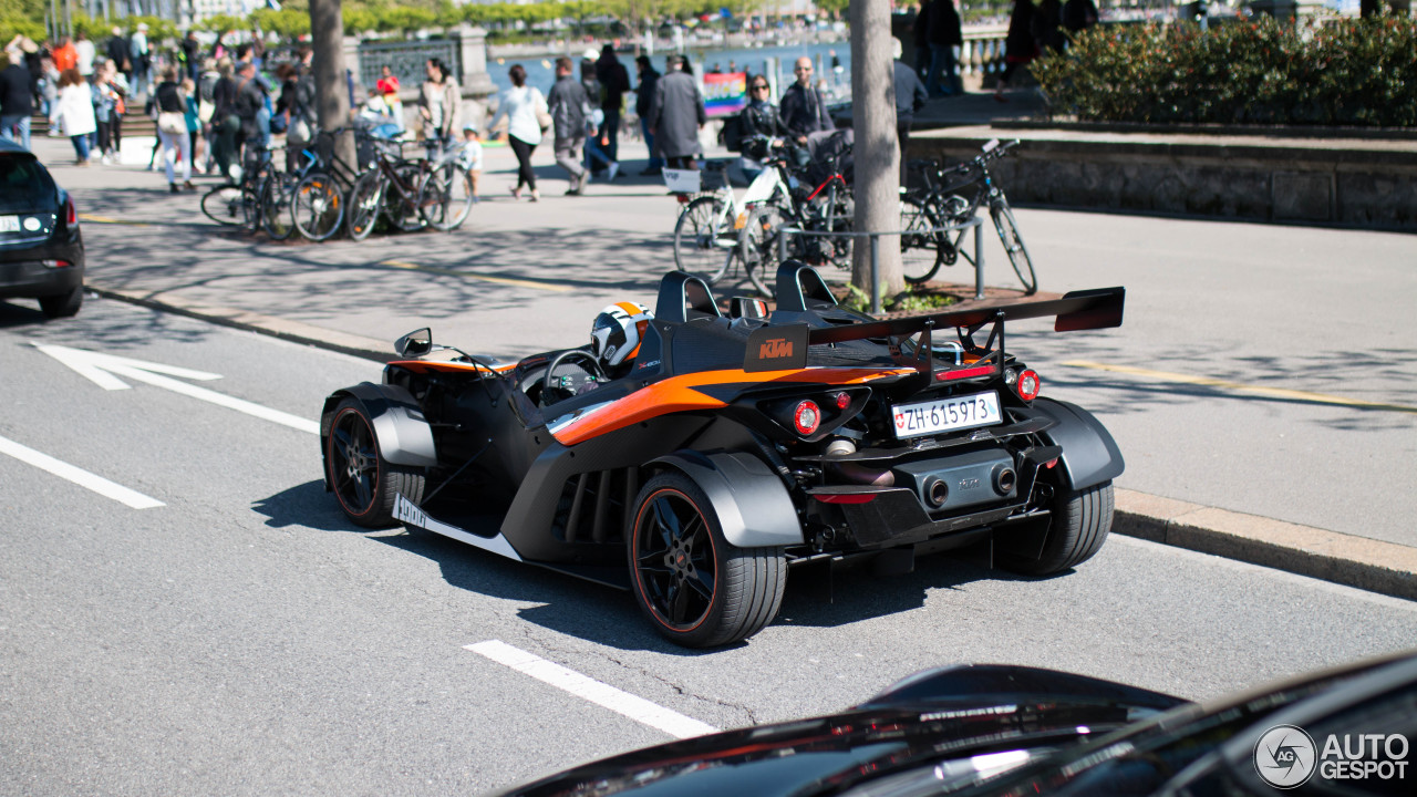 Ktm x bow 30 april 2017 autogespot - X bow ktm ...