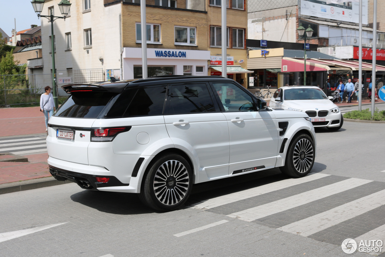 land rover mansory range rover sport svr 30 april 2017 autogespot. Black Bedroom Furniture Sets. Home Design Ideas