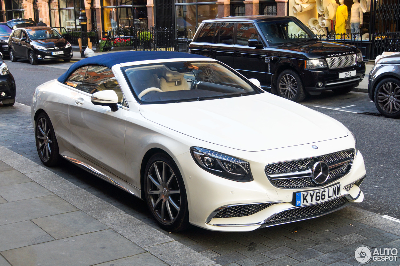 mercedes amg s 65 convertible a217 30 april 2017