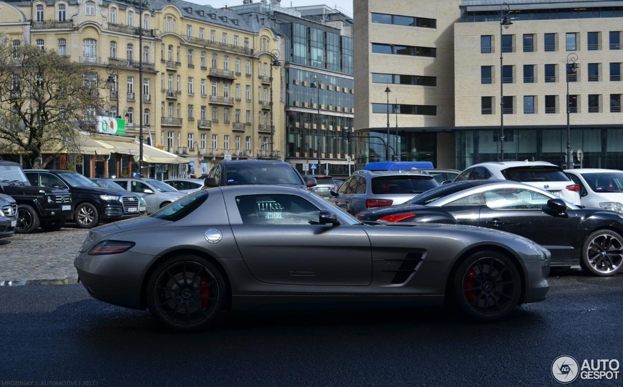 Mercedes Benz Sls Amg Gt 30 April 2017 Autogespot