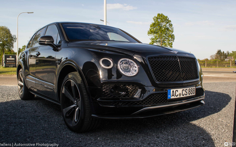Bentley Bentayga Diesel 30 April 2017 Autogespot