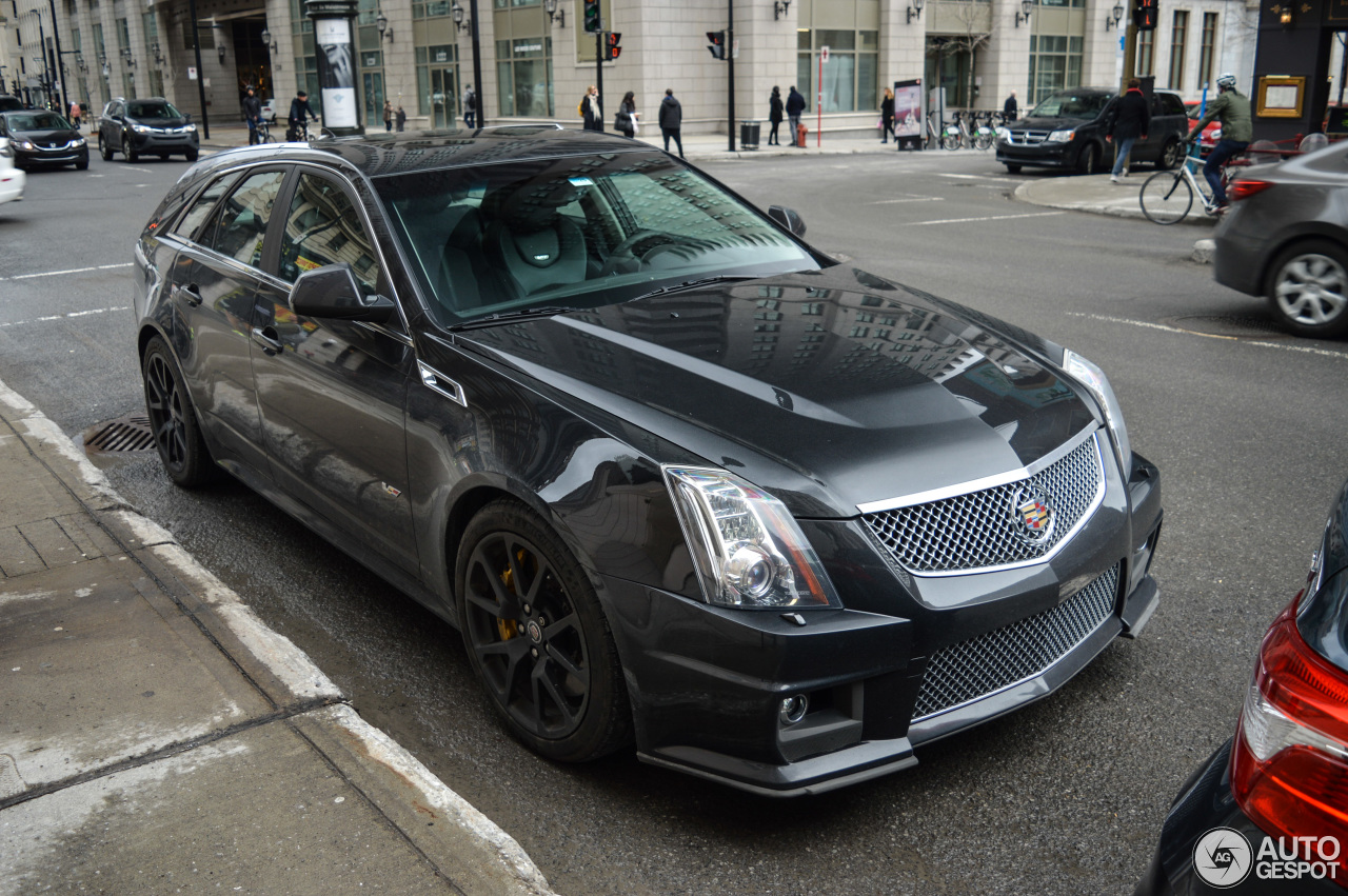 cadillac cts v sport wagon 1 mei 2017 autogespot. Black Bedroom Furniture Sets. Home Design Ideas