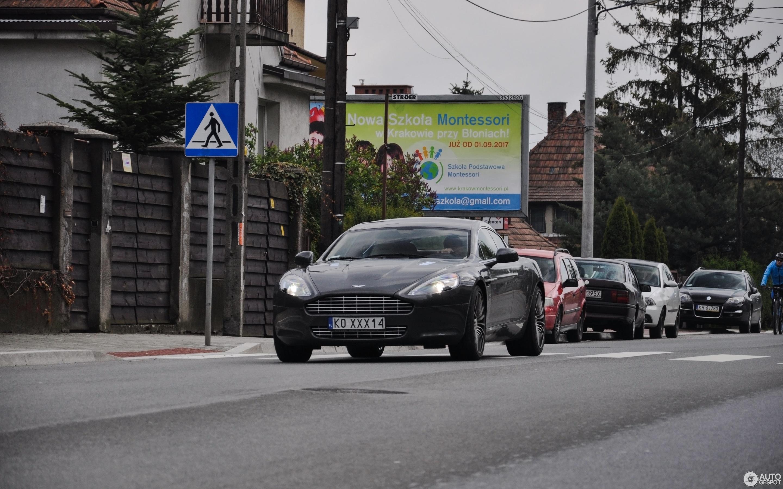 Aston Martin Rapide 1 May 2017 Autogespot