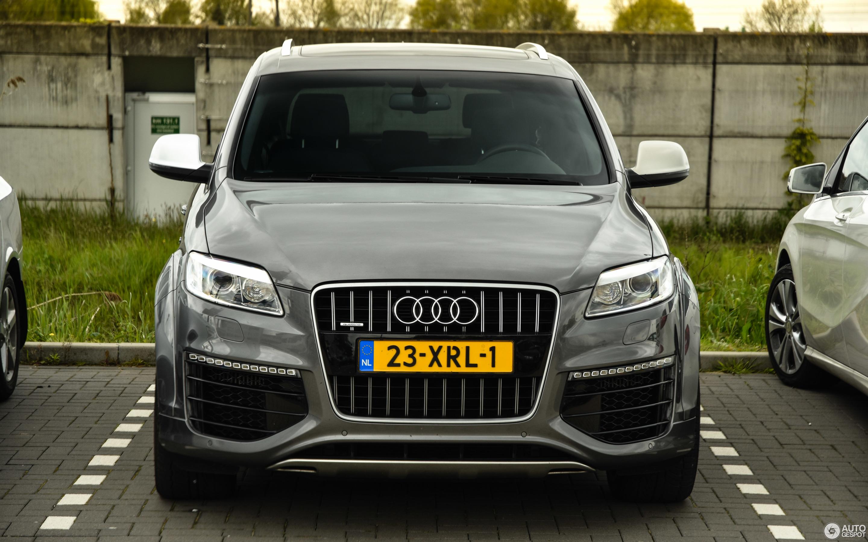 Audi Q V TDI May Autogespot - Audi q7 v12