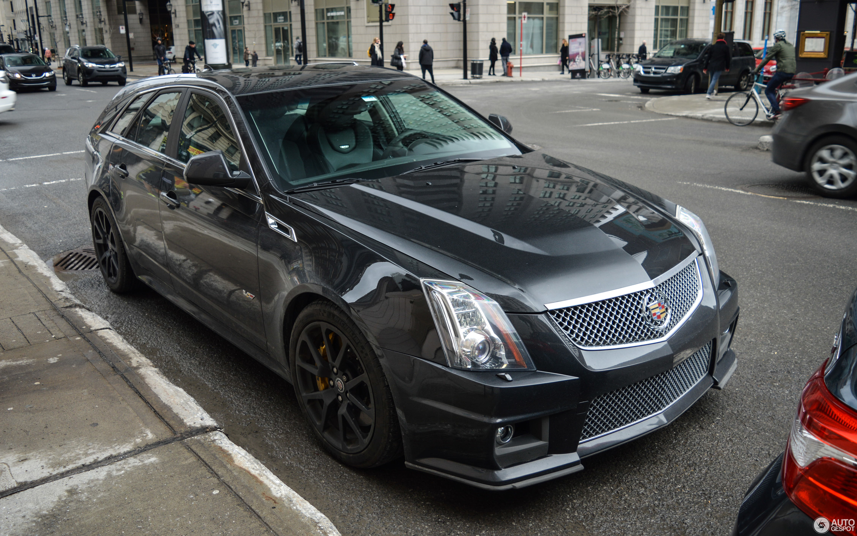 cadillac cts v sport wagon 1 may 2017 autogespot. Black Bedroom Furniture Sets. Home Design Ideas