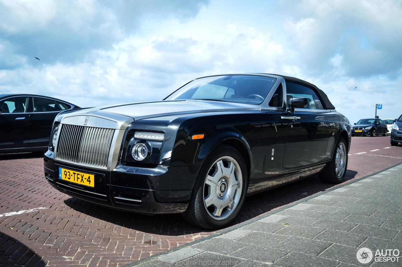 rolls royce phantom drophead coup 1 mei 2017 autogespot. Black Bedroom Furniture Sets. Home Design Ideas