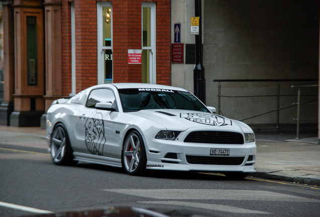 Ford Mustang Roush RS 2013