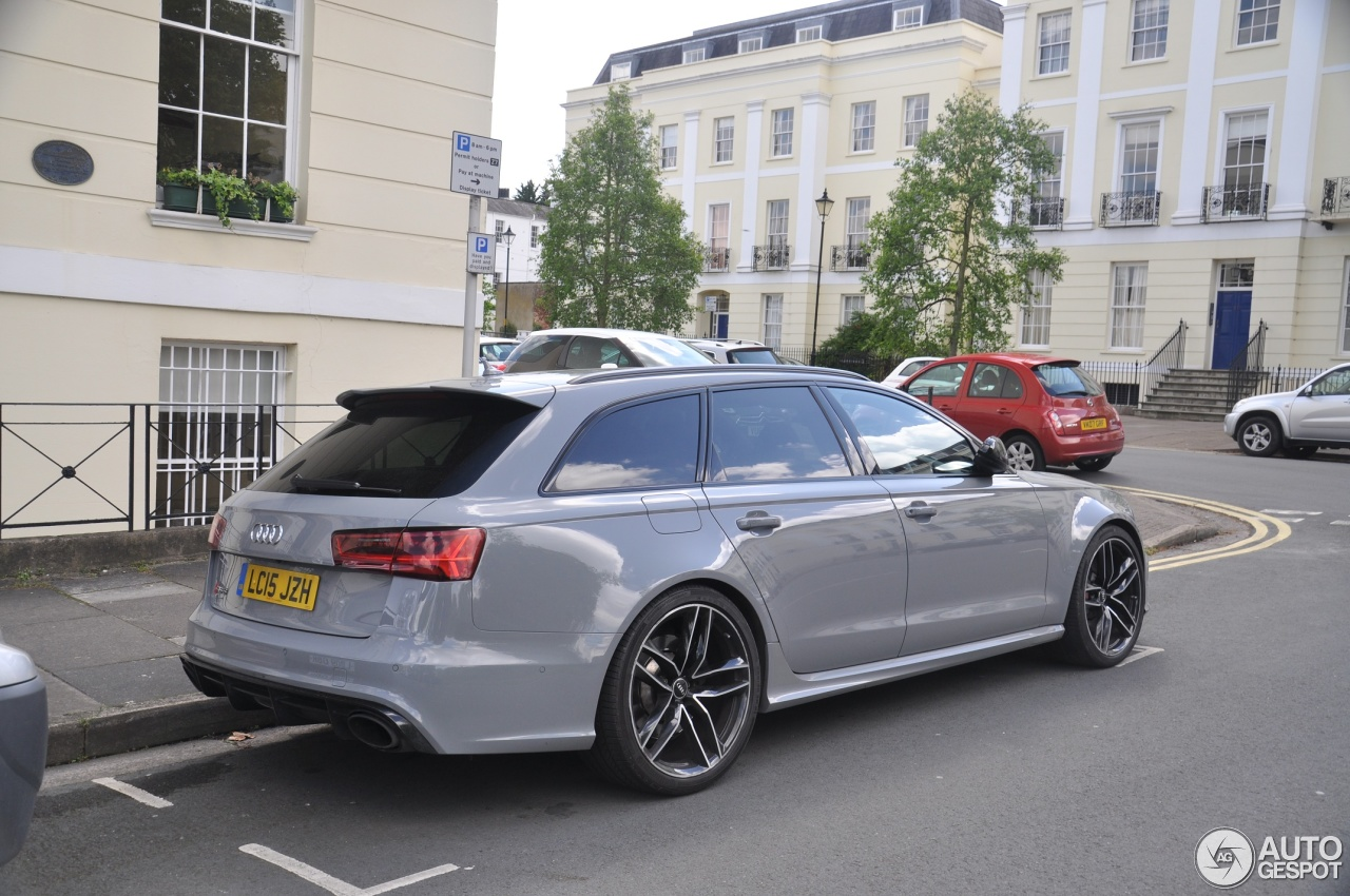 Audi RS6 Avant C7 2015 - 2 May 2017 - Autogespot