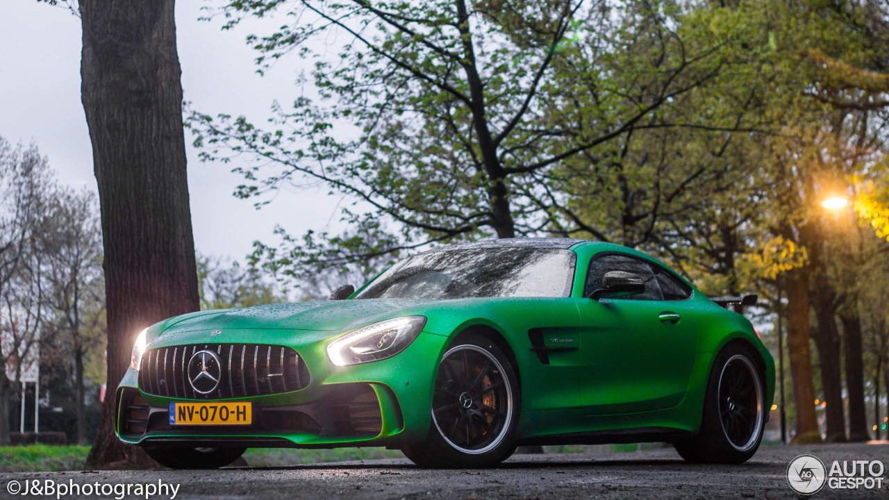 mercedes amg gt r 2 mei 2017 autogespot. Black Bedroom Furniture Sets. Home Design Ideas