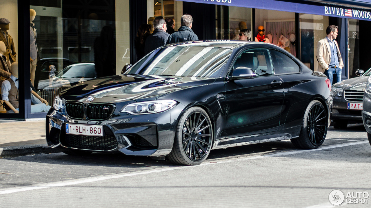 bmw m2 coup f87 3 may 2017 autogespot. Black Bedroom Furniture Sets. Home Design Ideas