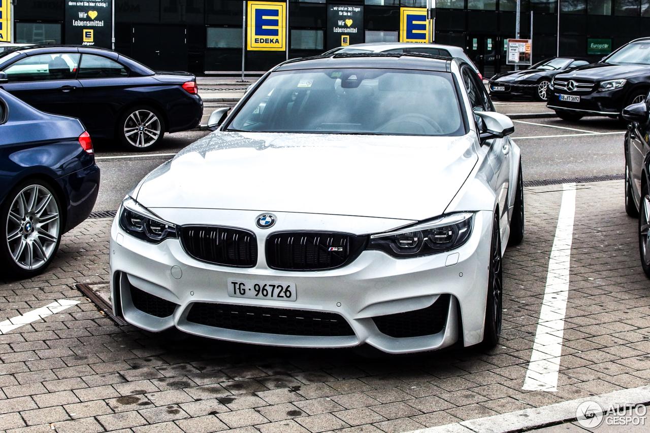 BMW M3 F80 Sedan 2017 - 3 May 2017 - Autogespot