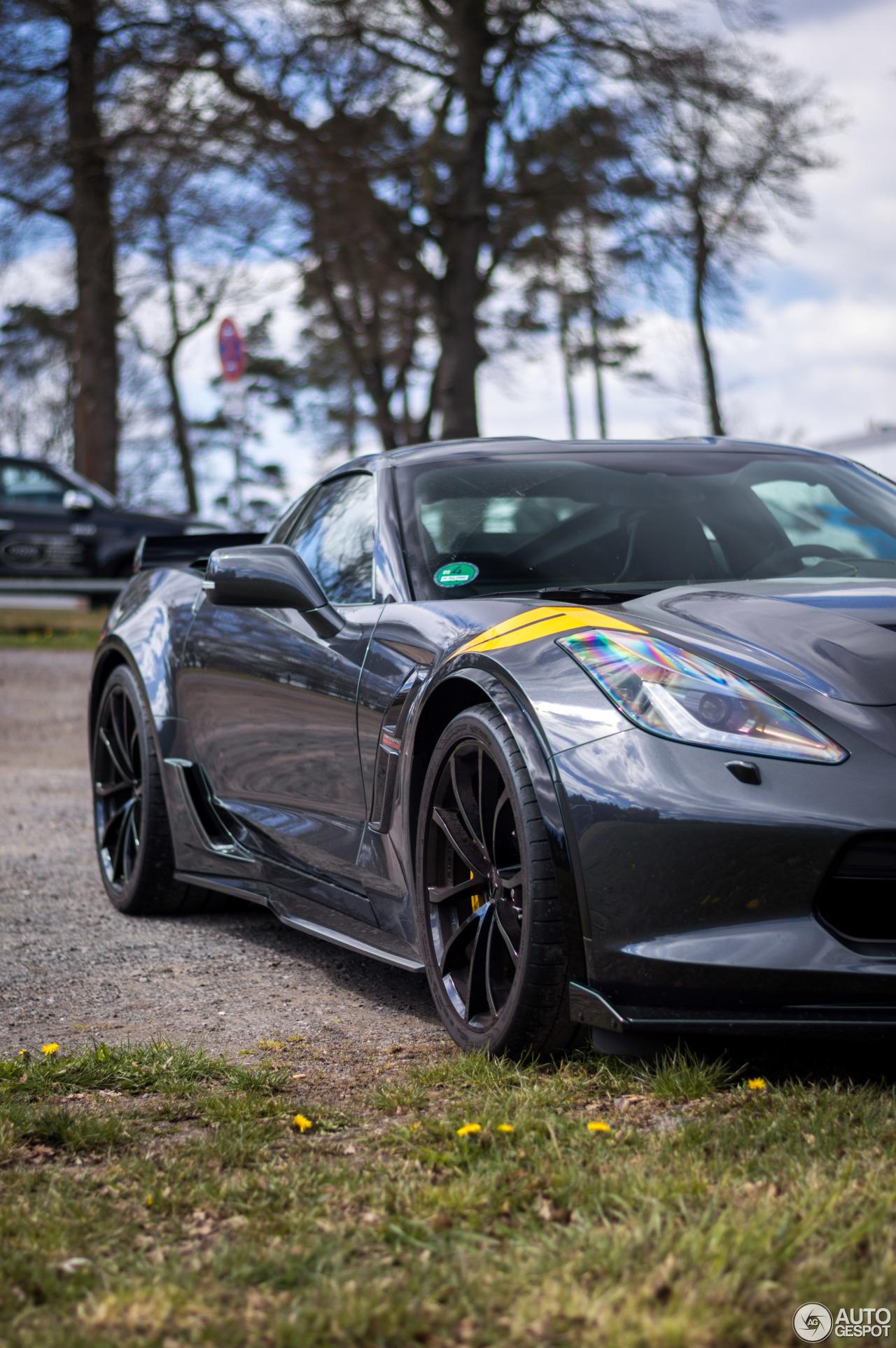 Chevrolet Corvette C7 Grand Sport 3 May 2017 Autogespot